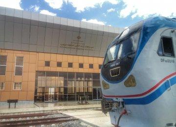 Electrification Project for Major Railroad Kicks Off
