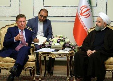 Iran-Belgium Trade Up 10.35% in 2017