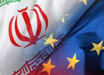 Iran-EU Transactions Up 28% YOY in January