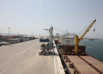 Afghanistan, Chabahar Port Agree to Expand Logistics Cooperation