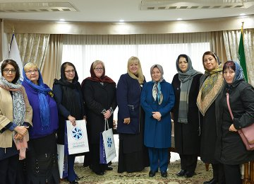 Iran, Armenia Businesswomen to Expand Coop. in Framework of EEU Trade Deal