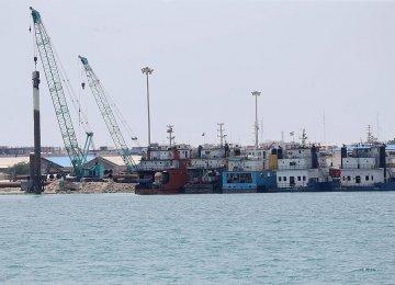 Kish Port Throughput Grows 68%
