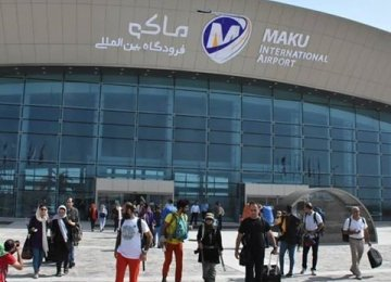 Arvand Airlines to Conduct Daily Flights From Maku FTZ