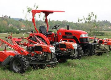 Agricultural Mechanization to Increase
