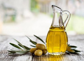 Turkey Biggest Exporter of Olive Oil to Iran