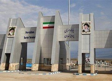 Iran, Iraqi Kurdistan to Set Up  Industrial Town Along Border
