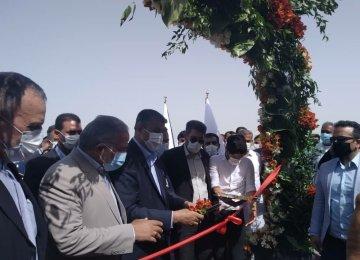 Iran-Pakistan Third Border Crossing Inaugurated