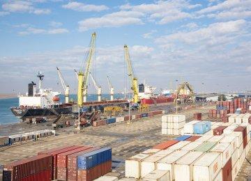 Ports Throughput Gain Momentum