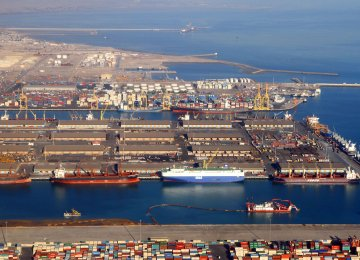 Throughput of Commercial Ports Down 26% YOY to 48 Million Tons