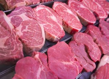 Iran's Q3 Red Meat Output Down 20%