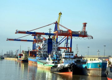 Qeshm Exports Up 48 Percent
