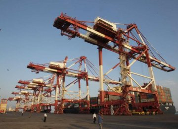 Container Throughput at Shahid Rajaee Port Grows 19%