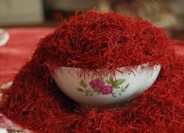 Saffron Exports Grow 25% to $98m in 4 Months