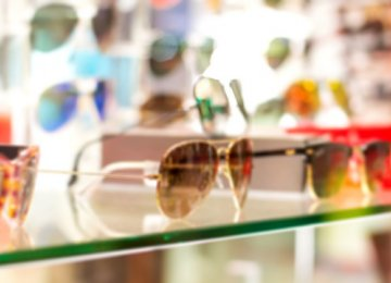 Italy Biggest Sunglass Exporter to Iran
