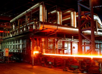 Iran Steel Exports Top 5.8m Tons in 9 months to December
