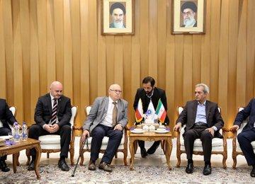 Czech Republic Looking to Strengthen Iran Business Ties