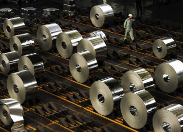 Iran H1 Steel Exports Top 3.5m Tons