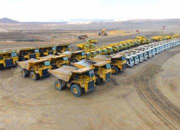Iran's Mineral Exports Top $3 Billion