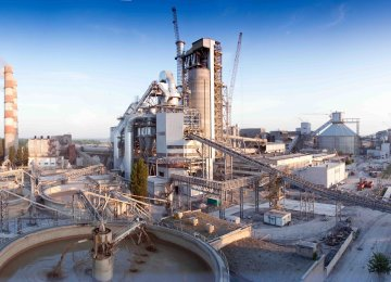10% Growth in Iran's Cement Production