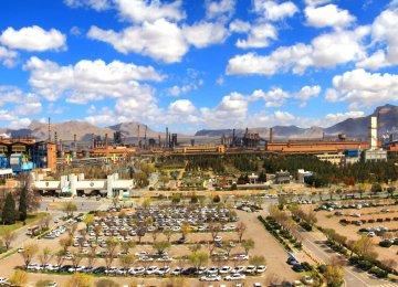 ESCO Steel Exports Rise 30%