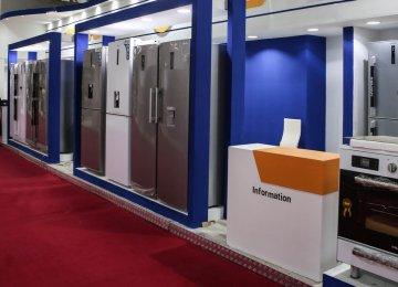Int'l Home Appliance Exhibition Underway in Tehran