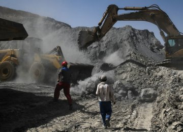 Iran Introduces Mining Projects Worth $16b to Investors