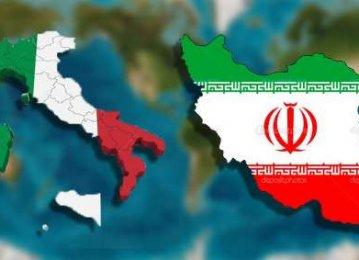 Tehran, Rome to Review Economic Ties