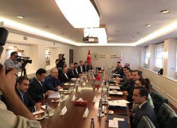 33% Decline in Iran's Trade With Turkey