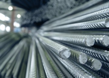 Iran Steel Exports Rise 28%