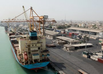 12K Tons of Rice Imported via Bushehr Port