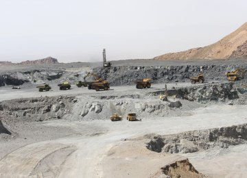 Strong Growth in Iron Ore Concentrate, Pellet, DRI Output
