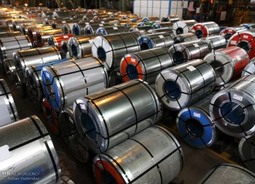 Steel Production Chain Exports Rise 23% to 7.7 Million Tons