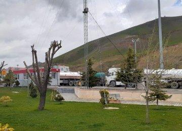 Growth in Exports via Border Crossing With Iraqi Kurdistan
