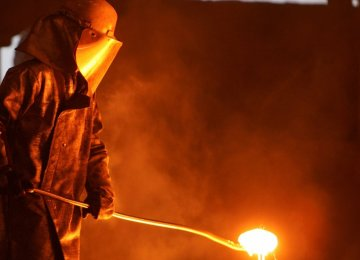 Iran Remains 10th Biggest Global Steel Producer