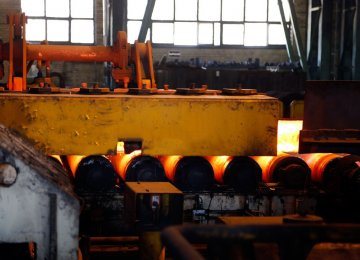 Iran's Steel Output Surges