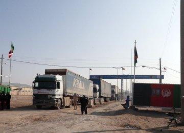 Trade Resumes Through Afghan Border After Huge Explosion