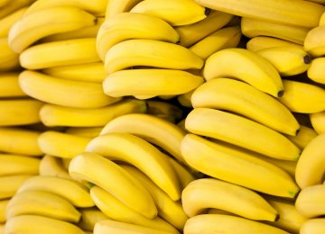 Bananas Imports Reach $210m in 9 Months