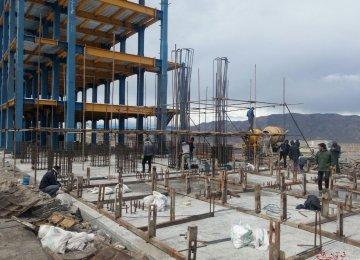 Tehran Construction Permits Decline in Q1