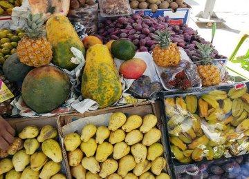 Tropical Fruit Imports Reach $500 Million Annually