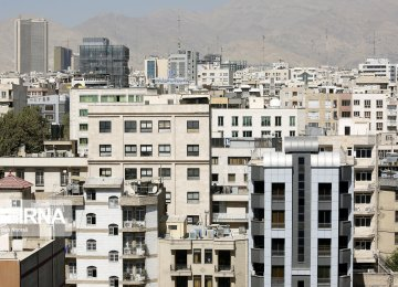 CBI's Monthly Review of Tehran Housing Market