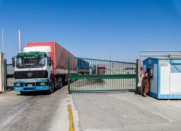 Milak Border Crossing Closed Again Amid Afghan Truckers' Strike
