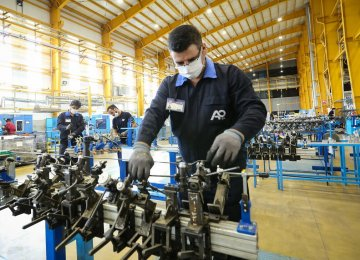 Iran's Q4 Business Environment Improves