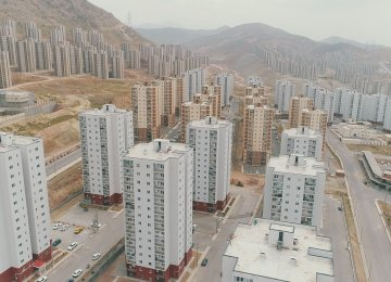 Housing Projects Juxtaposed