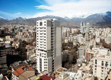 Iran Per Capita Floor Area at 27 m²