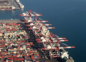 Private Sector Investments in Ports: $626 Million Under 333 Contracts