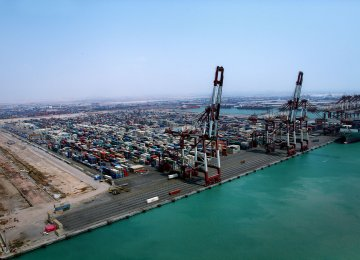 H1 Shahid Rajaee Port Container Loading Increases by 18%