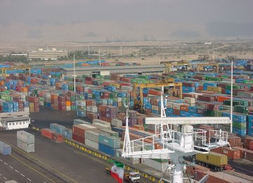 Iran's Foreign Trade on Growth Trajectory