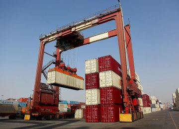 Iran's Trade With EU Tops €2.5 Billion