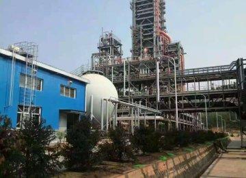 DRI Plant Using Iranian Tech Becomes Operational in China
