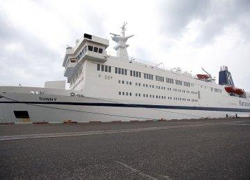 Iran's 'Sunny' Cruise Ship Starts UAE Service